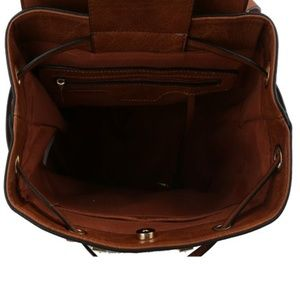 My Bag Lady Online Bags - Adult Backpack with Buckled Pockets